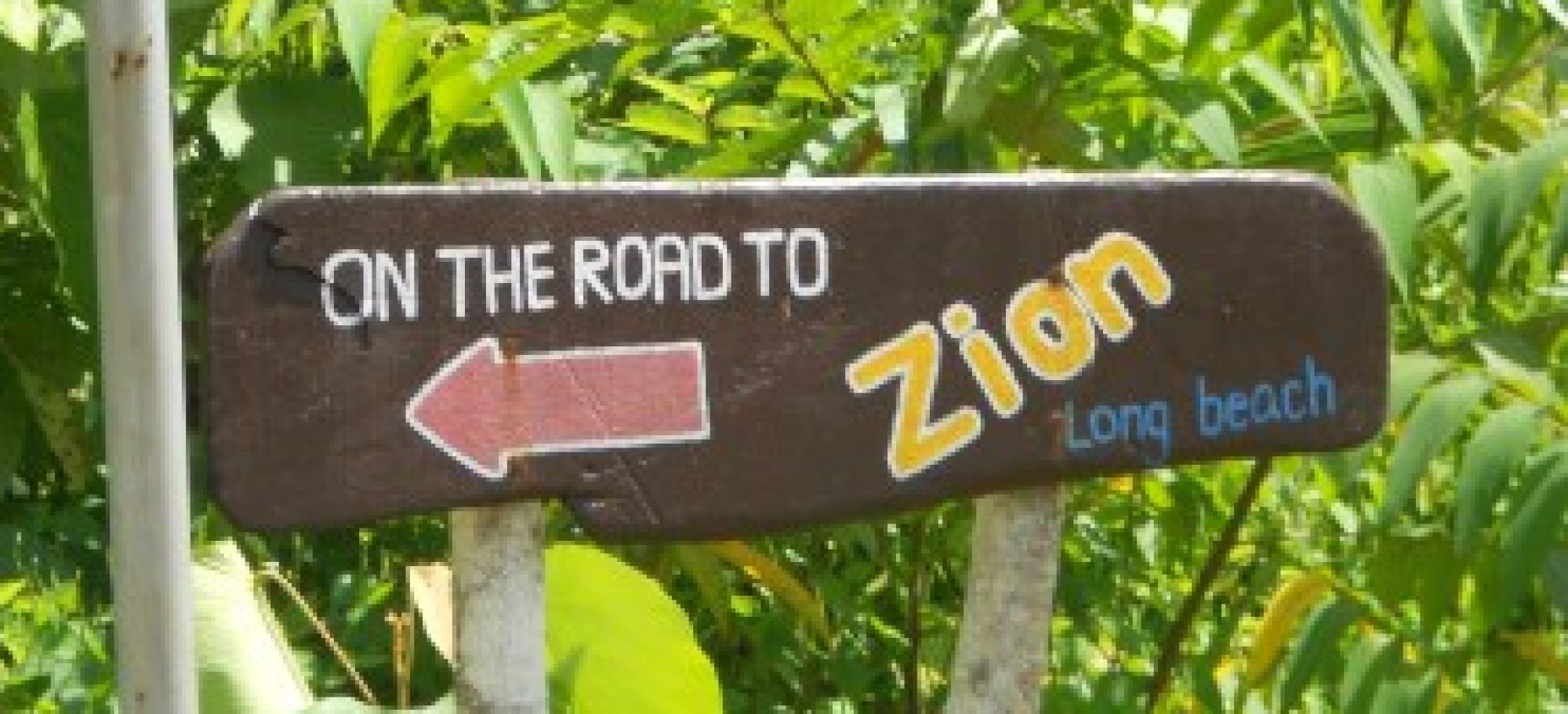On the Road to Zion